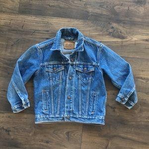 Vintage Levi's Kids Denim Jacket